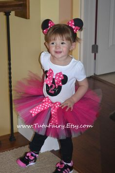 My Creative Way: Minnie Mouse Party Hat. Cone Hat. DIY Instructions.