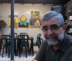 Exposição de trabalhos no Espaço Cultural Alberico Rodrigues - São Paulo - abril/junho 2014