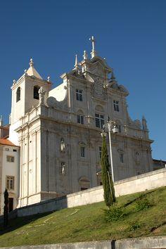 Coimbra   Sé Nova   New cathedral