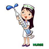 Nurse Practitioner Cartoon | Nurse Practitioner Clipart Nurse Photos, Medical Wallpaper, Nurse Art, School Frame, I Love My Daughter, Medical Illustration, Nurse Practitioner, Art Techniques, Painted Rocks