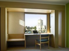 Residencia Estudiantil, Somerville College / Níall McLaughlin Architects