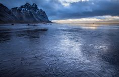 Fotograf Vestrahorn, east Iceland Fragile von Siggi B auf 500px