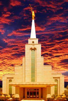 LDS Temple of Manaus - Brazil