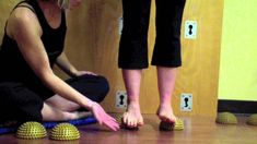 Instructional - Yamuna Foot Wakers