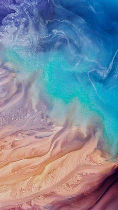 iOS 11 iPhone X Aqua blue Water beach wave ocean apple wallpaper iphon Beste Iphone Wallpaper, 4k Wallpaper Iphone, Beach Wallpaper, Full Hd Wallpaper, Ios Wallpapers, Wallpaper Gallery, Travel Wallpaper, Wallpaper Downloads, Cool Wallpaper
