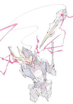 Blood Orphans, Gundam, Dna, Iron, Gout, Steel