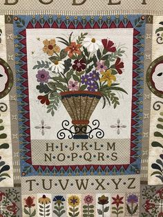 FABRIC THERAPY: 2018 AQS Fall Paducah Quilt Show - Part 1 Hand Applique, Flower Applique, Applique Quilts, Rabbit Life, Hancock Fabrics, Bee In My Bonnet, Afternoon Delight, Pinwheel Quilt, Quilt Labels