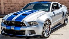 Need For Speed Ford Mustang.