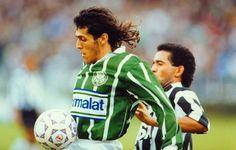 Tem história: novo técnico do ASA fez parte de elenco vencedor do Palmeiras