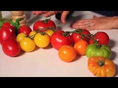 SASA'S NUTRIZIONE SANA- VIDEO: I pomodori | SASA'S HERBALIFE- Nutrition and Business Opportunity for a better, healthier & wealthier life