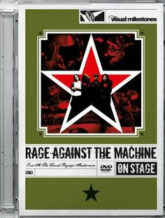 RAGE AGAINST THE MACHINE DVD   Rage Against The Machine - Live At The Grand Olympic Auditorium (dvd ...