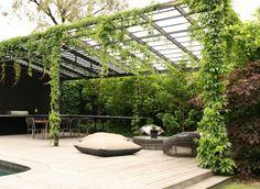 Дизайн сада своими руками - Минимализм - Look at Home