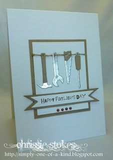CAS Father's Day tool card - bjl