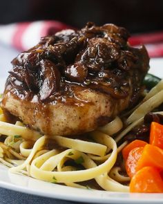 Easy, Juicy Chicken Marsala