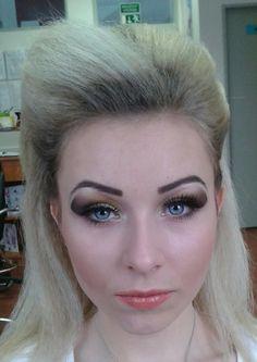 Soutěžní make-up