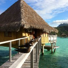Loved Bora Bora! At Intercontinental La Moana Resort July 2012