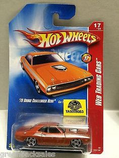 (TAS009353) - Mattel Hot Wheels Racing Stock Car - Web Trading Cars