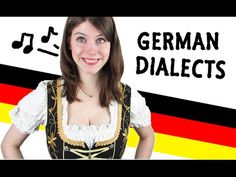 Me speaking in 12 GERMAN DIALECTS! - YouTube