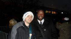 Jacksonville Jaguars OG #77 Uche Nwaneri (December 2012 at Ralph Wilson Stadium in Buffalo)