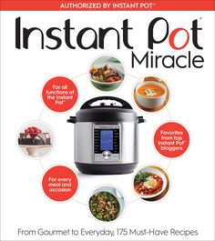Mojo-Marinated Cuban-Style Pork recipe and Cookbook review: Instant Pot Miracle. JenniferGuerrero.com Pressure Cooker Cookbook, Instant Pot Pressure Cooker, Slow Cooker, Pressure Cooking, Rice Cooker, Cookbook Recipes, Wine Recipes, Cooker Recipes, Crockpot Recipes