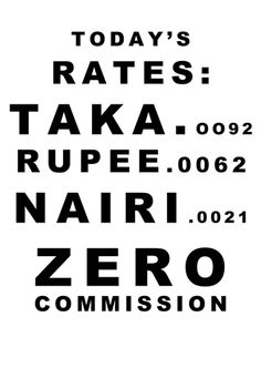 TODAY'S RATES Typography, Calm, Black, Letterpress, Black People, The Print Shop, Script Fonts, Printing