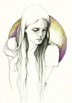 Claudia - Elia Illustration