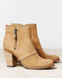 Beige booties - I need!
