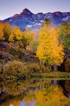 ✯ Ridgeway, Colorado.
