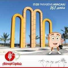 Aracaju - 161 anos