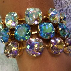 Victoria Lynn Swarovski Crystal Jewelry! Handmade in Mississippi it doesn't get anymore REAL than this!