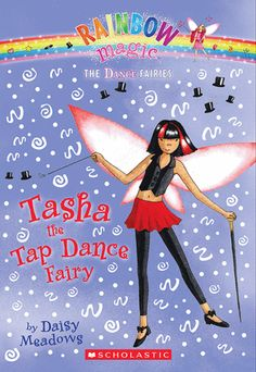 Dance Fairies #4: Tasha the Tap Dance fairy - Paperback - The Scholastic Store #Read11Books