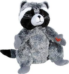 Chester the Raccoon Doll : From the Kissing Hand...Jax got this raccoon along with this book from his Aunt in Florida, he loved it when she was reading to him. Happy boy.