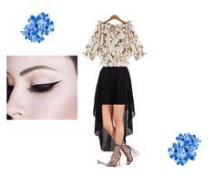 """Mini Skirt"" by angleighgab on Polyvore featuring MINISKIRT"