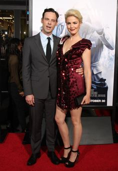 Scoot McNairy and Whitney Able attend the premiere of Warner Bros. Pictures' OUR BRAND IS CRISIS at TCL Chinese Theatre on October 26, 2015 in Hollywood, California. Photo by Nicky Nelson