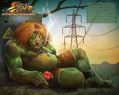 les personnages de street fighter apres blanka   Que sont devenus les personnages de Street Fighter?   street fighter Ryu photo image honda guile blanka avant après