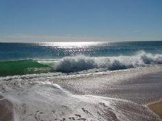 East Beach, Quonochontaug RI          #VisitRhodeIsland
