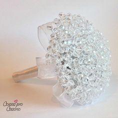 Buquê de Noiva Cristal no Elo7 | Coisas pro Casório (6D939D)