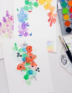 Janna Werner | Papiersalat : Ein Blick in mein Art Journal
