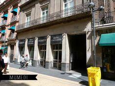 MUMEDI El MUMEDI se crea a principios del año 2002, con el objetivo de promover el diseño gráfico e industrial en el país y despertar mayor interés de parte del resto del mundo en el diseño mexicano, tanto el histórico como el contemporáneo.