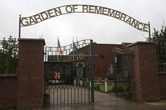 Things to do in Belfast - Garden of Remembrance #ireland #belfast #europe #city #discover #guinness #pub #experience #history #travel #traveltherenext