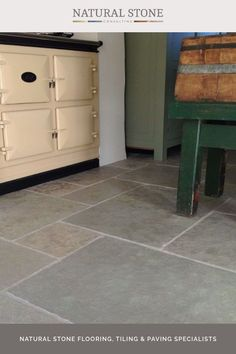 Available in tones ranging from sage/grey to occasional tan, our Chichester antiqued flagstones resemble flooring found in minsters and cathedrals. Perfect for barn conversions and farmhouse kitchens where a hard durable stone is required, you can view its versatility over on our website. Why not head over there now. #naturalstoneconsultancy #naturalstoneflooring #flagstones Flagstone Flooring, Natural Stone Flooring, Barn Conversions, Chichester, Farmhouse Kitchens, Cathedrals, Kitchen Flooring, Home Renovation, Natural Stones