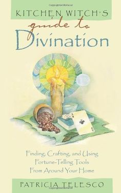 Kitchen Witch's Guide to Divination: Finding, Crafting and Using Fortune-Telling Tools from Around Your Home by Patricia Telesco, http://www.amazon.com/dp/1564147258/ref=cm_sw_r_pi_dp_dYt3pb1M3S964