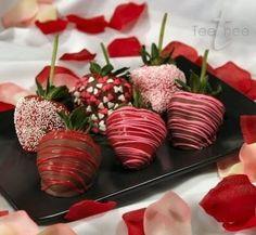 Chocolate Strawberry's yum!!!