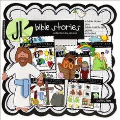 Digital Bible Stories Kit