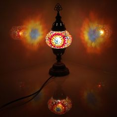 This Unique, beautiful and authentic handmade Turkish Mosaic Floor Lamp is Handcrafted in Turkey with excellent quality and checked in the UK. Mosaic Flooring, Table Lamp Lighting, Lamp, Tiffany Table Lamps, Mosaic, Turkish Mosaic Lamp, Wall Sconces, Mosaic Wall, Mosaic Lamp