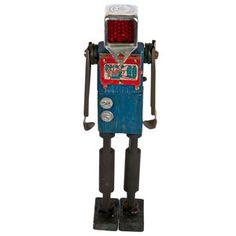 Kent Greenbaum Robot 865 Monk, $207, now featured on Fab.
