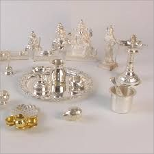 Grt Collections Silver Dinner Sets Traditional