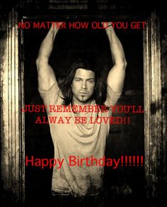 One of my birthday wishes to ck