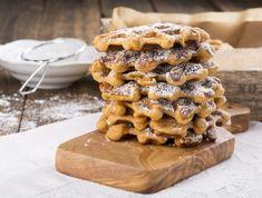 Eclairs, Baby Food Recipes, Cake Recipes, Sweet Potato Waffles, Healthy Carbs, Vegan Breakfast, Meals For One, Potatoes, Treats