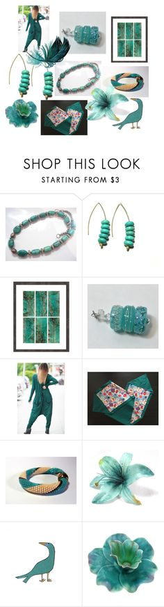 Unique Handmade Gifts by anna-recycle on Polyvore featuring modern, rustic and vintage